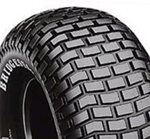 Scooter Front/Rear Rectangle Tires