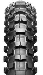 Motorcross Rear M204 Motocross Soft Tires