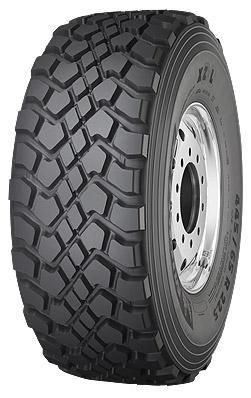XZL Wide Base Tires